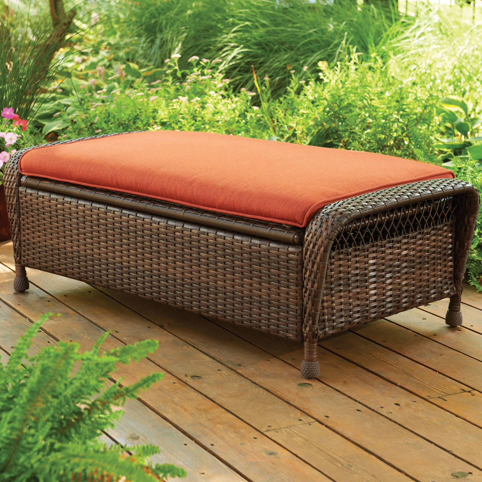 Patio Furniture - Walmart with regard to Outdoor Sofas and Chairs (Image 15 of 15)