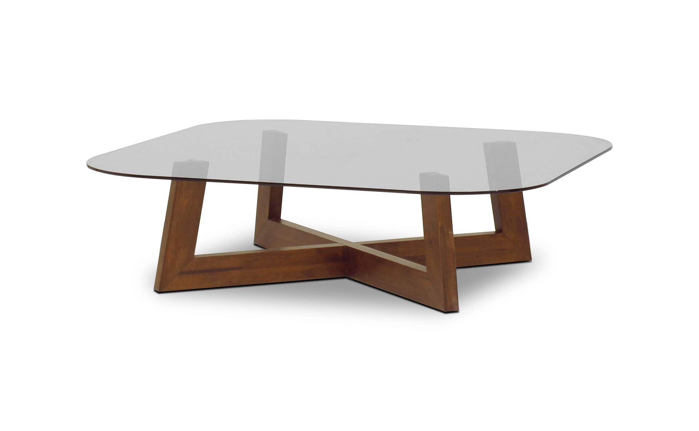 Paxton - Coffee Table | Loungelovers in Square Glass Coffee Table (Image 11 of 15)
