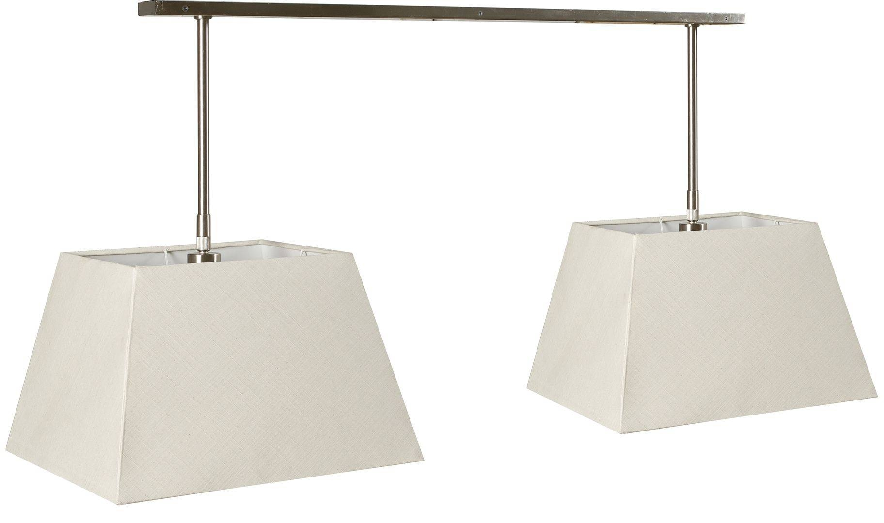 Pendant And Ceiling Lights – Woods Furniture, Dorchester, Dorset With Double Pendant Lights (View 12 of 15)