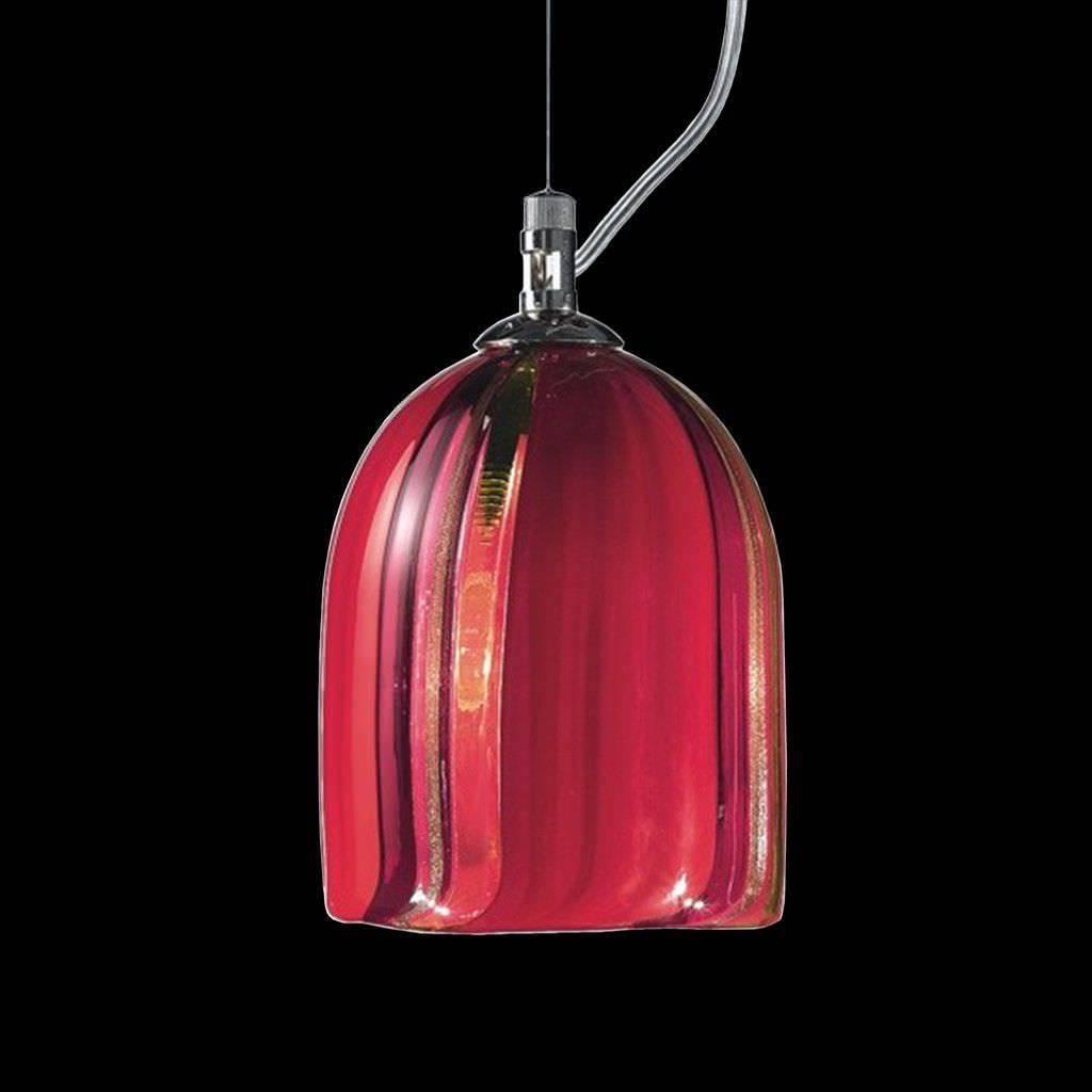 Pendant Lamp / Traditional / Murano Glass / Handmade - Dioniso throughout Murano Glass Pendant Lights (Image 11 of 15)