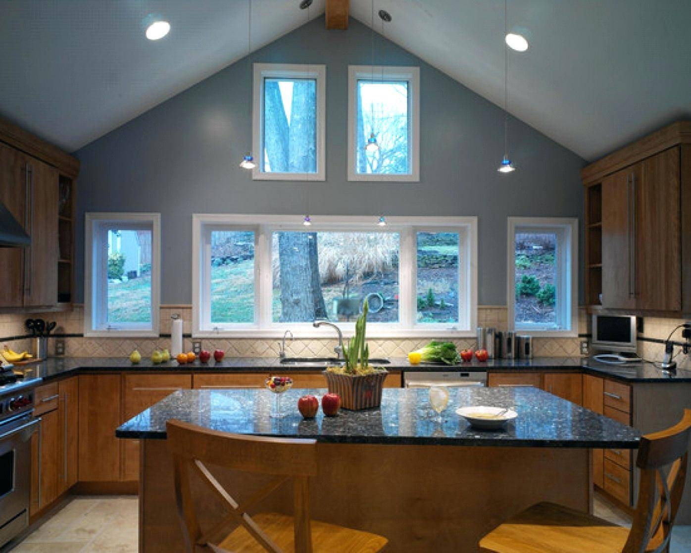 Pendant Light Sloped Ceiling – Doteco.co throughout Pendant Lights for Vaulted Ceilings (Image 12 of 15)