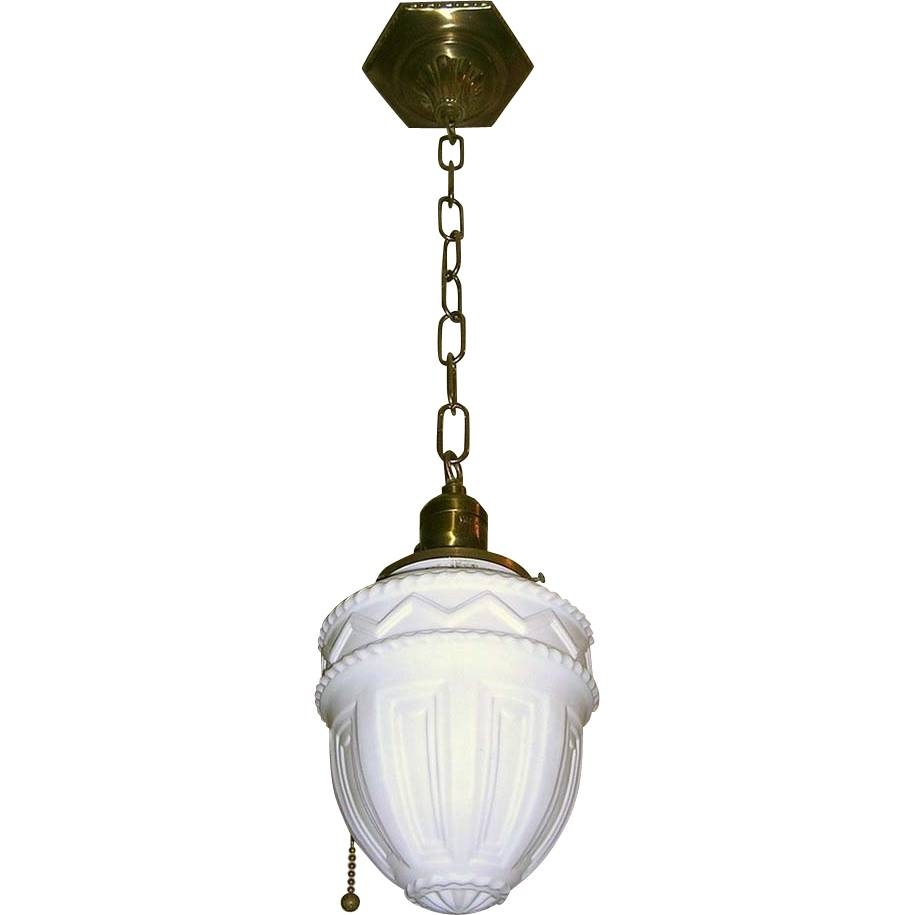 Pendant Light Fixture With Pull Chain: 15 The Best Pull Chain Pendant Lights Fixtures
