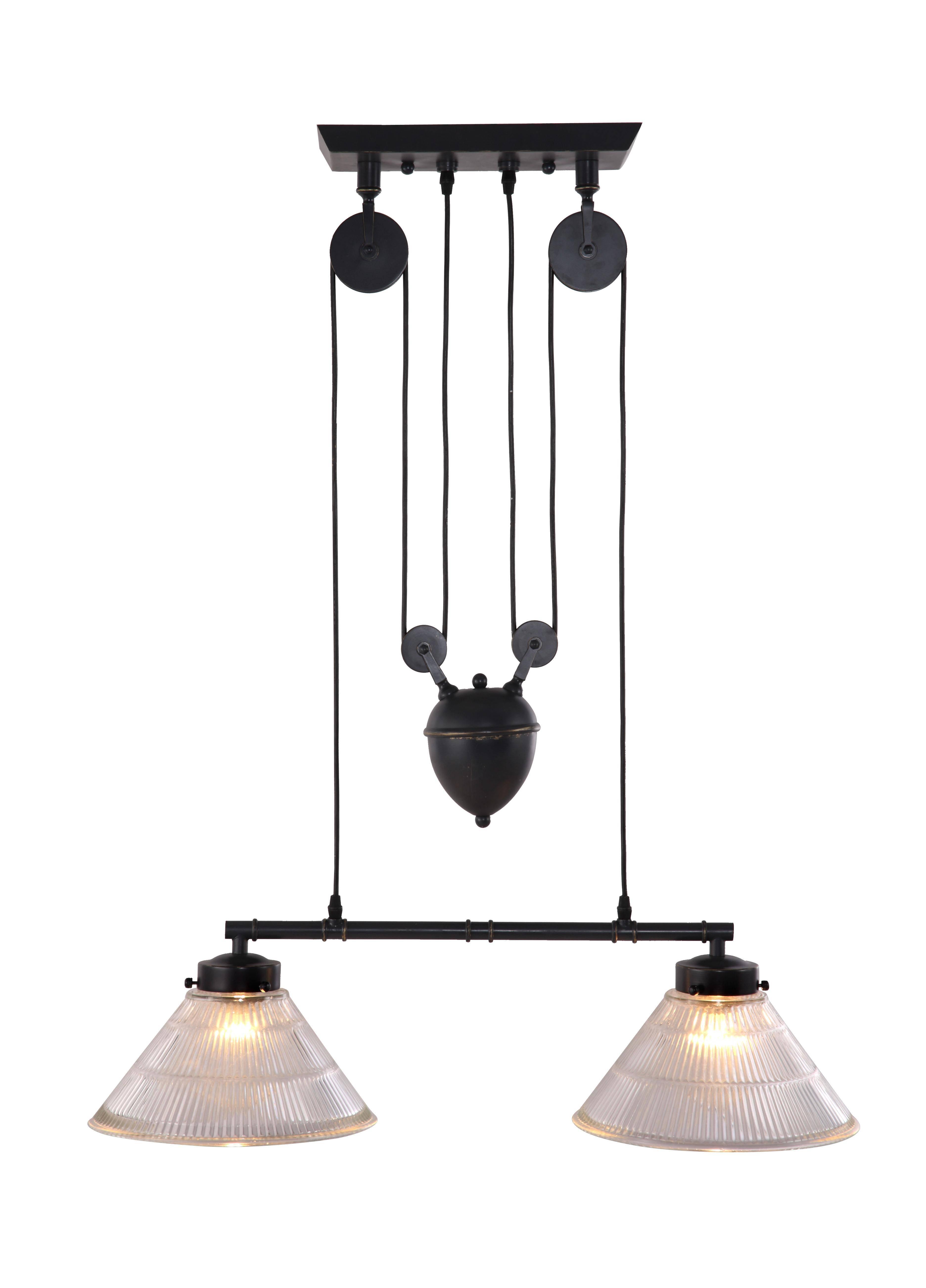 Pendant Lighting : Killer Industrial Double Pendant Light for Cb2 Pendant Lights (Image 11 of 15)