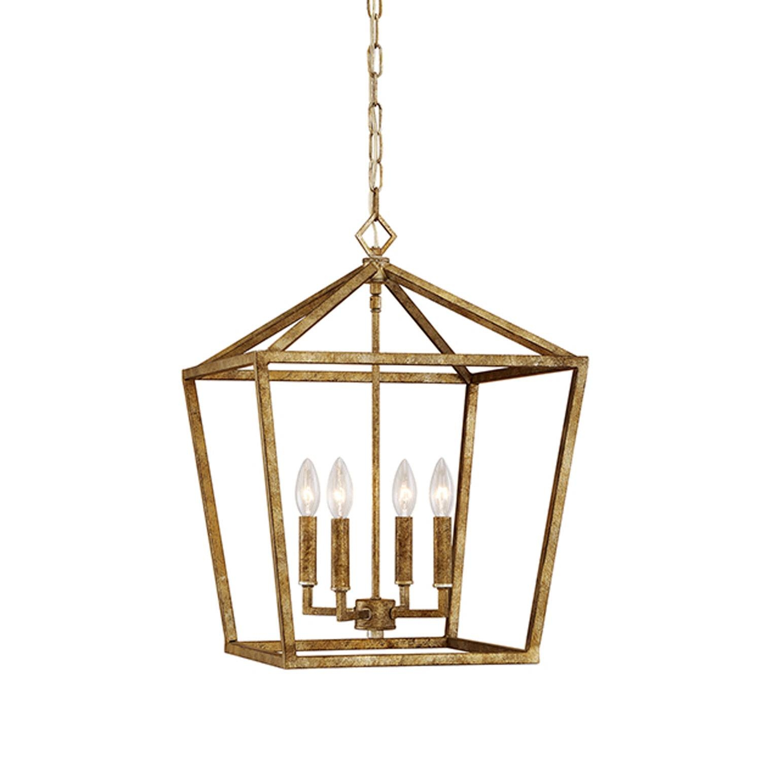 Popular Photo of Carriage Pendant Lights