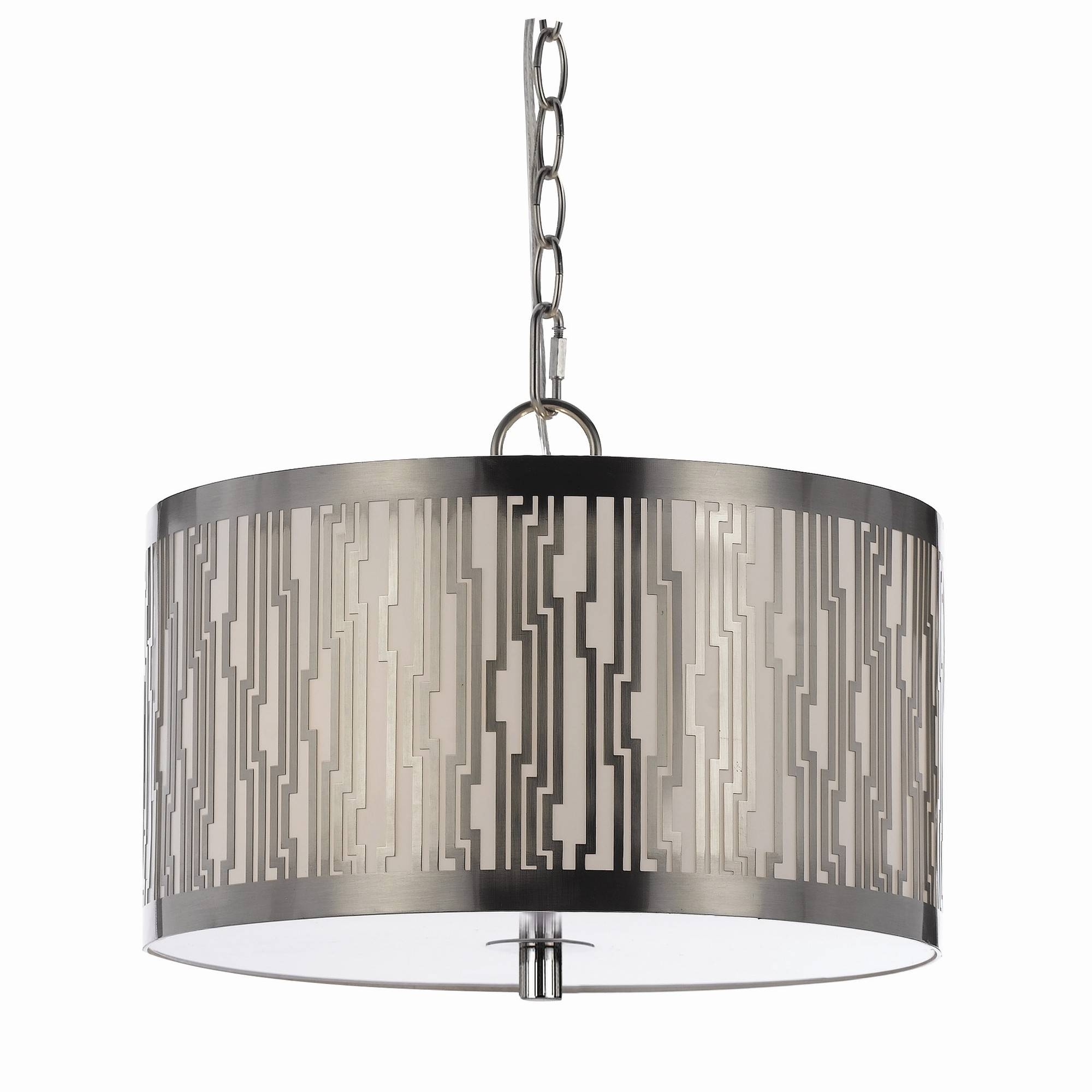 Pendant Lighting : Natural Modern Drum Pendant Sale, Modern Drum for Cheap Drum Pendant Lighting (Image 12 of 15)