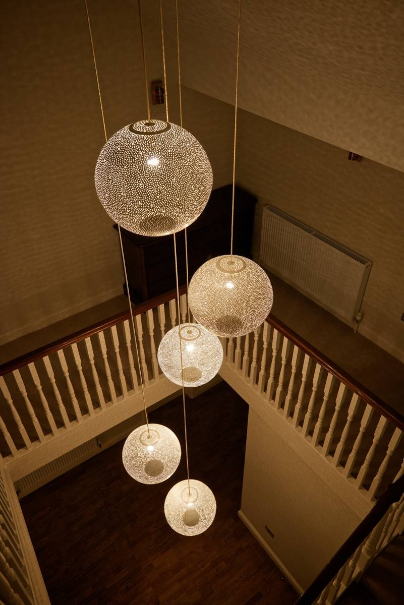 Pendant Lights And Wall Lights | Gallery Of Designer Lights inside Stairwell Pendant Lights (Image 14 of 15)