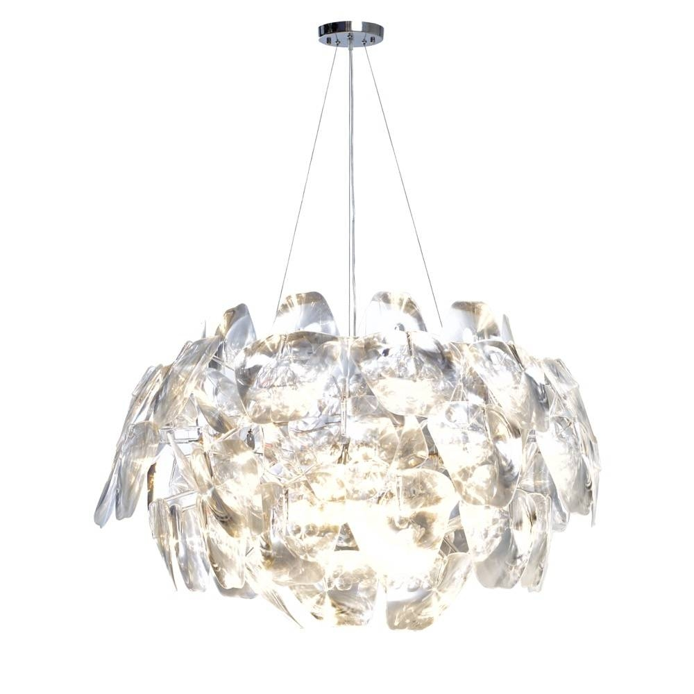 Pendant Lights | Contemporary Lighting From Dwell In Silver Ball Pendant Lights (View 12 of 15)