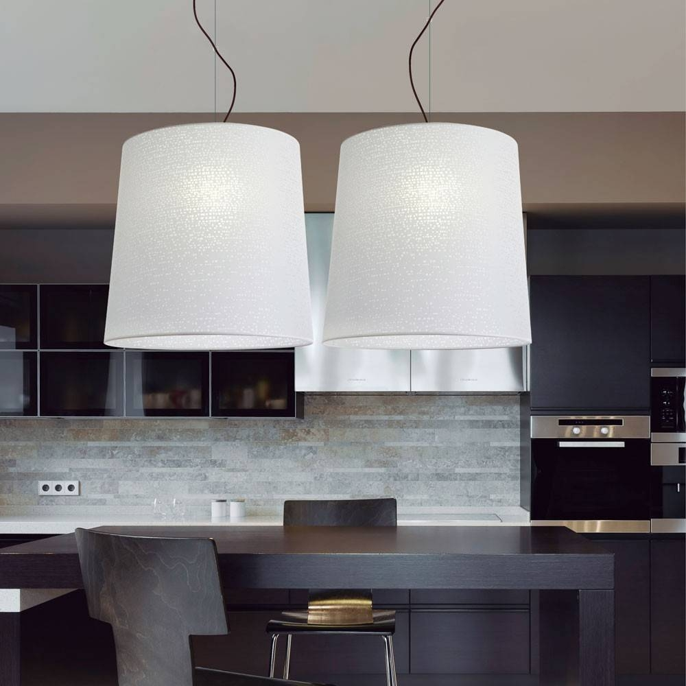 Pendant Lights For A Kitchen Island | Design Necessities Lighting With Oversized Pendants (View 13 of 15)