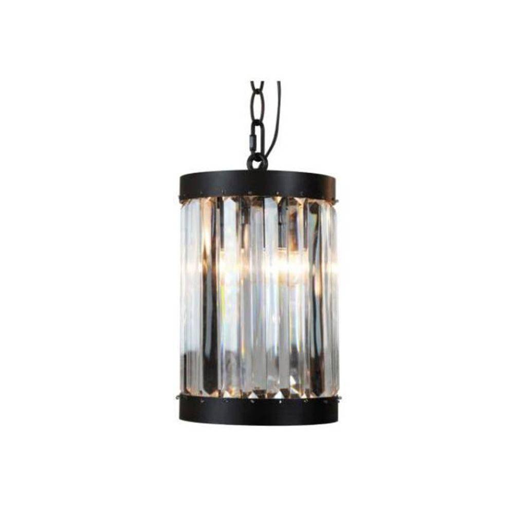 Pendant Lights - Hanging Lights - The Home Depot for Oiled Bronze Pendant Lights (Image 11 of 15)