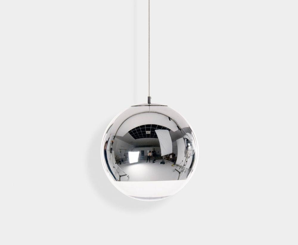 Pendant Lights | Tom Dixon With Regard To Silver Ball Pendant Lights (View 13 of 15)