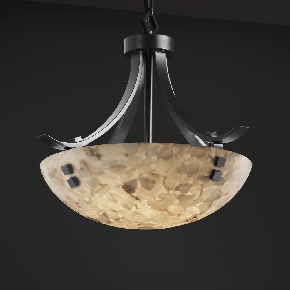 Pendants - Lighting Fixtures | Alcott & Bentley pertaining to Alabaster Pendants (Image 12 of 15)