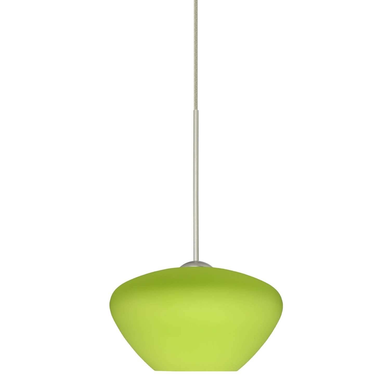 Peri Low Voltage Pendant Light - Halogenbesa Lighting | Ylighting regarding Lime Green Pendant Lights (Image 14 of 15)