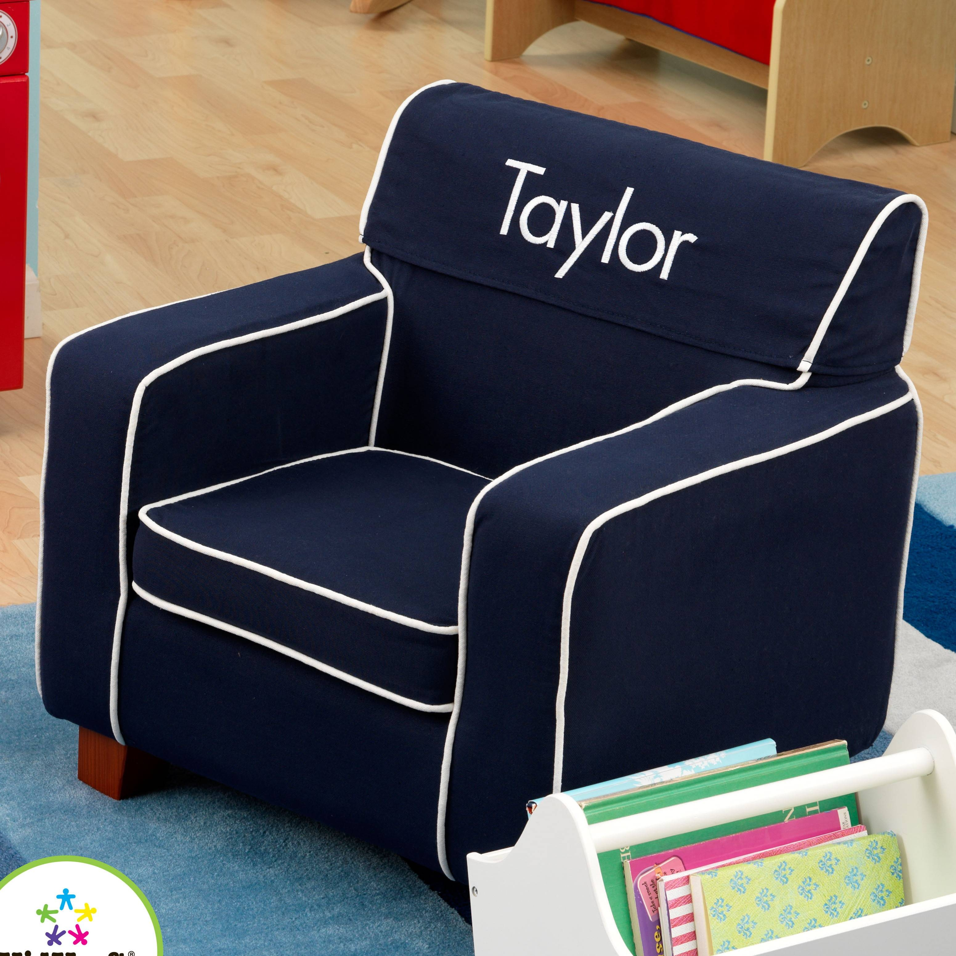 Personalized Kid Chairs | Home Chair Decoration within Personalized Kids Chairs and Sofas (Image 3 of 15)