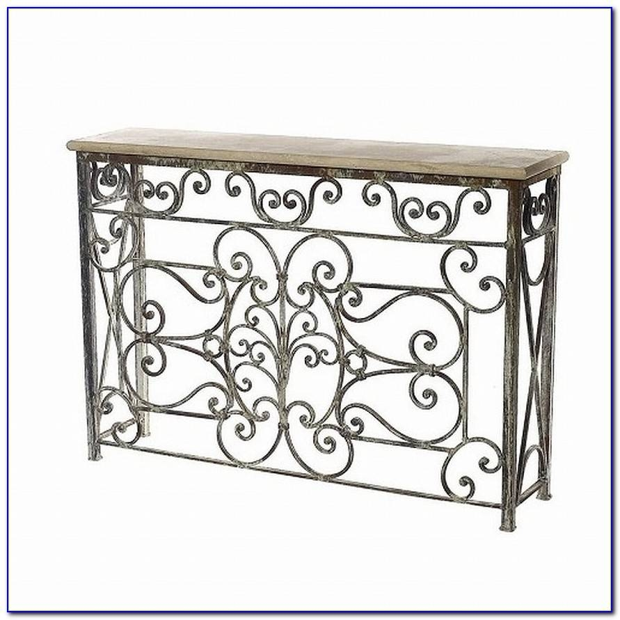 Pier One Wrought Iron Sofa Table – Sofas : Home Decorating Ideas Inside Pier One Sofa Tables (View 10 of 15)