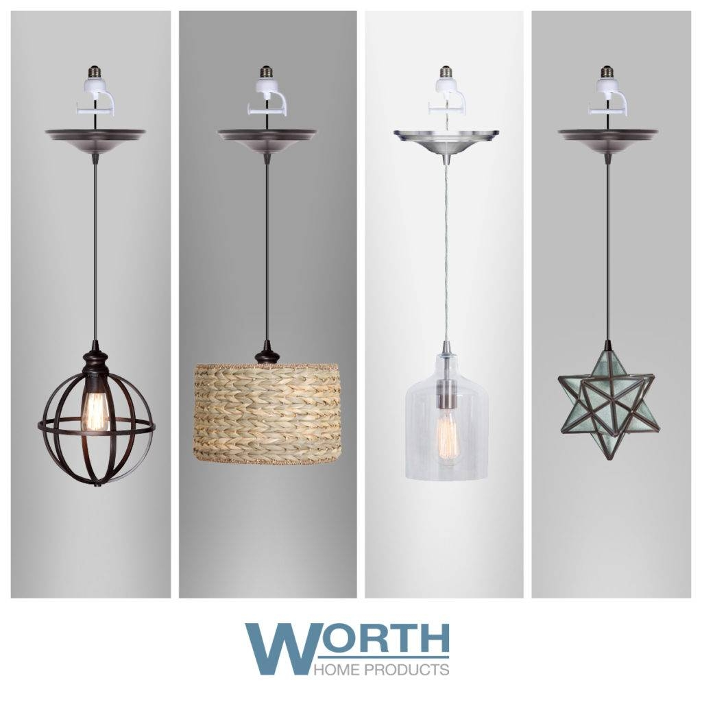Plug In Pendant Light Kit - Baby-Exit within Plugin Pendant Lights (Image 13 of 15)