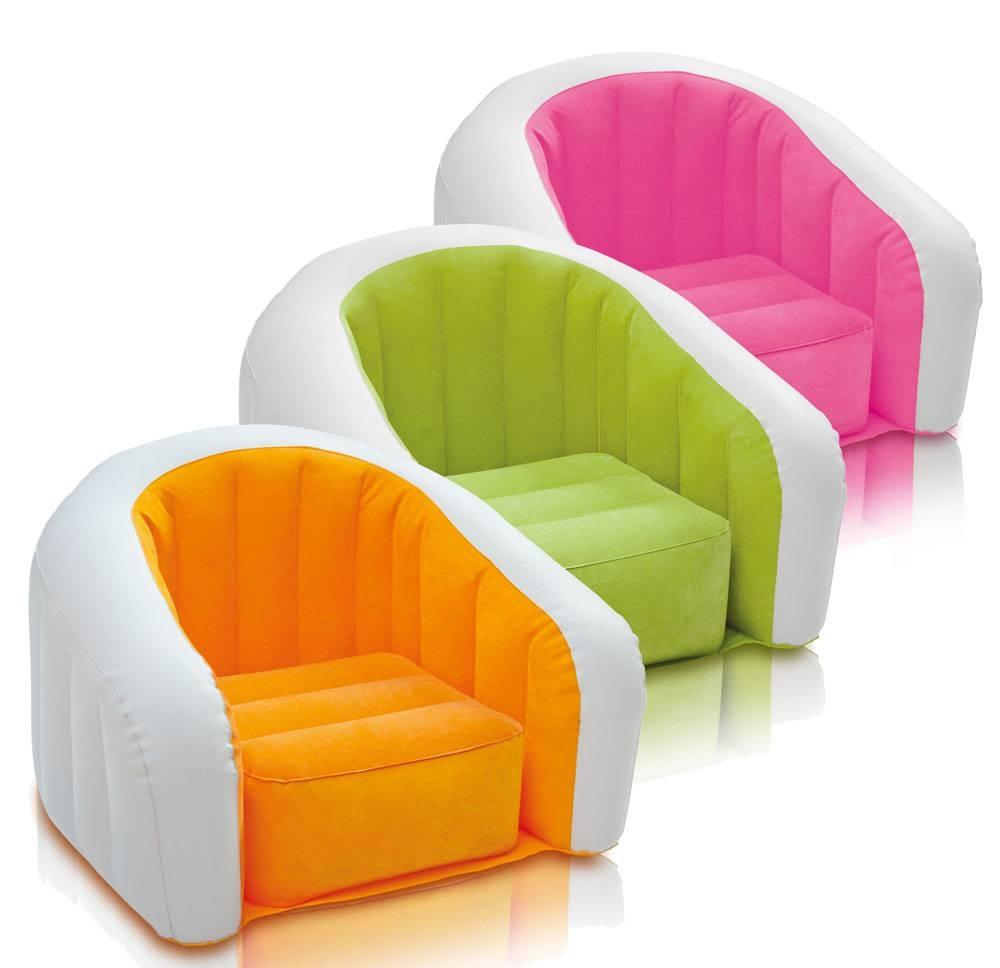 Popular Flocked Inflatable Furniture-Buy Cheap Flocked Inflatable within Inflatable Sofas and Chairs (Image 13 of 15)