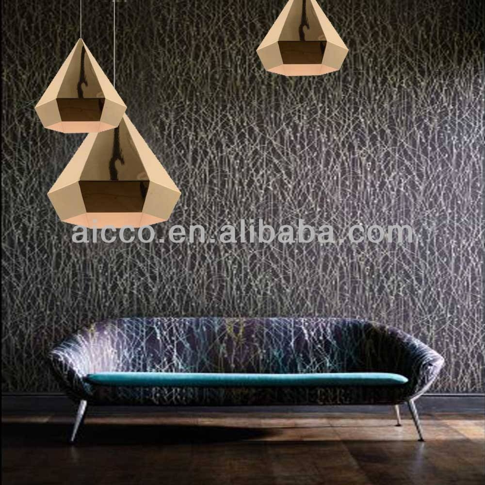 Popular Modern Himmeli Pendant Light Diamond Shape Black Chrome in Himmeli Pendant Lights (Image 15 of 15)