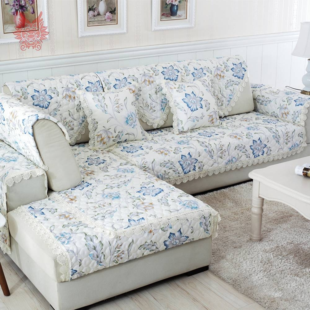 Popular Slipcovered Sectional-Buy Cheap Slipcovered Sectional Lots regarding Slipcover Style Sofas (Image 10 of 15)
