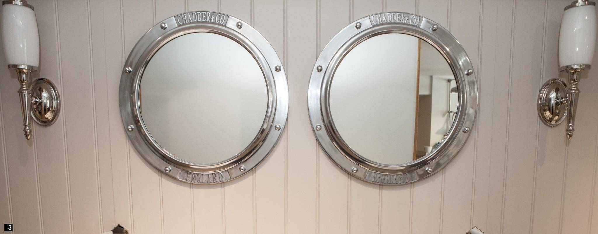 Porthole Mirrors | Product Categories | Chadder & Co. with Porthole Mirrors (Image 8 of 15)