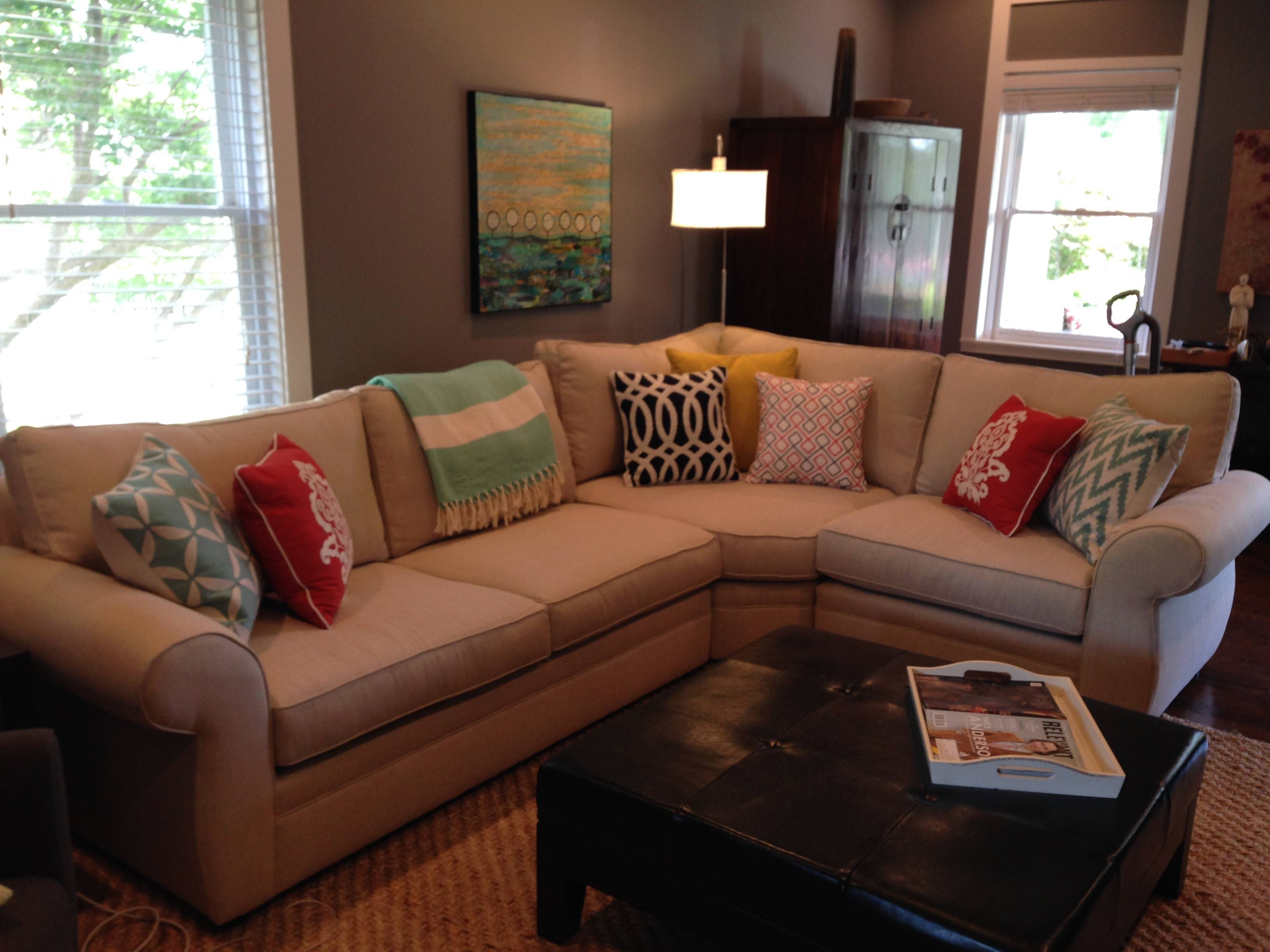 The Best Pottery Barn Pearce Sectional Sofas