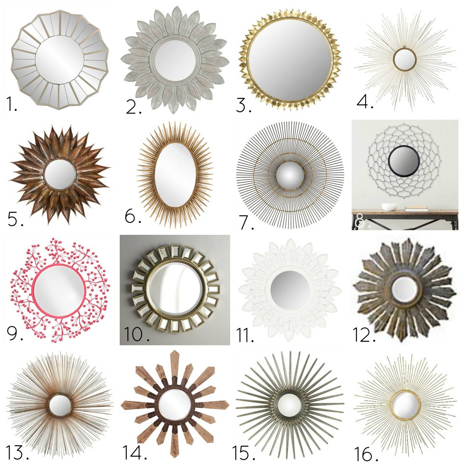 Prissy Metal Wall Art Panels Mirror Decorating Ideas N Metal Wall in Pretty Mirrors For Walls (Image 15 of 15)