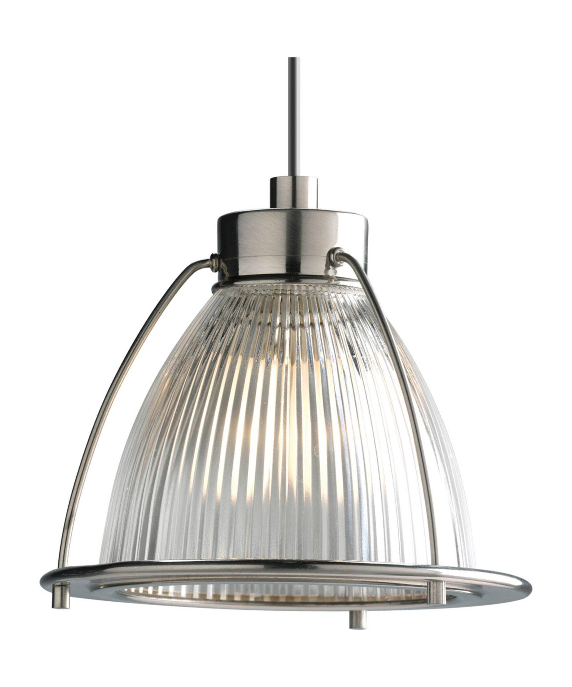 Progress Lighting P6182 Illuma-Flex 6 Inch Wide 1 Light Mini pertaining to Halogen Mini Pendant Lights (Image 13 of 15)