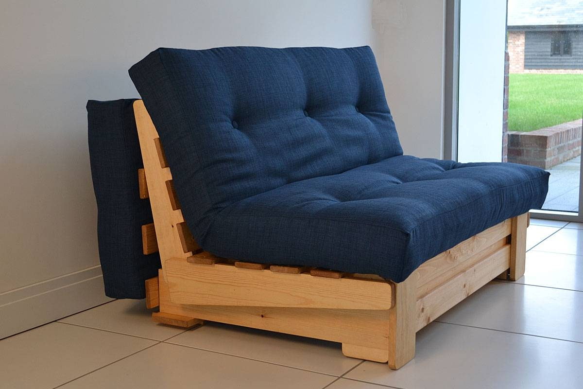 Pull Forward Futon Sofa Beds Pertaining To Futon Couch Beds (View 3 of 15)