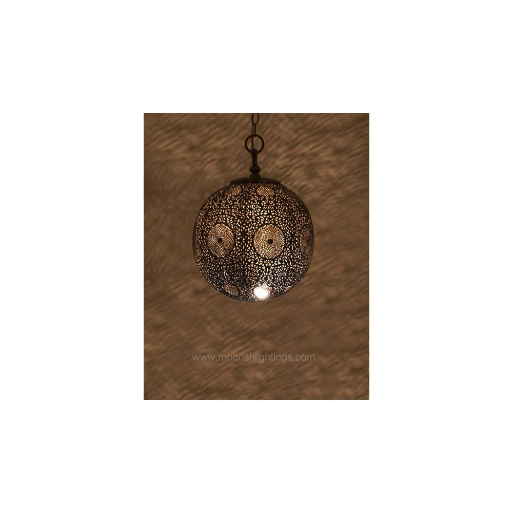 Punched Tin Lights | Pierced Tin Lamps | Moroccan Lamps Wholesale pertaining to Punched Metal Pendant Lights (Image 14 of 15)