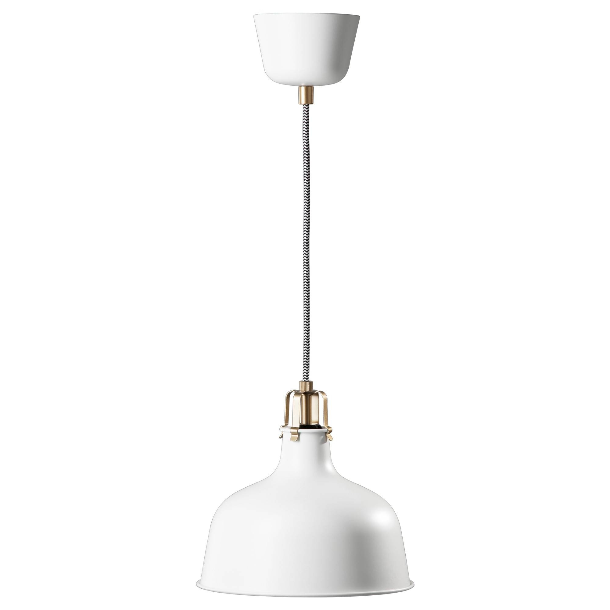 Ranarp Pendant Lamp Off White 23 Cm – Ikea With Ikea Pendant Lighting (View 3 of 15)