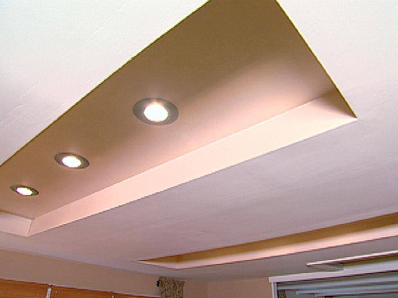 Recessed Ceiling Box Lighting | Hgtv throughout Lights In The Box Lighting (Image 11 of 12)