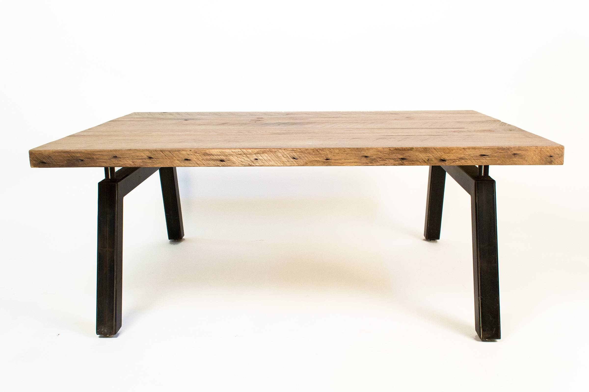 Reclaimed Oak Coffee Table | Omero Home Within Reclaimed Oak Coffee Tables (View 11 of 15)