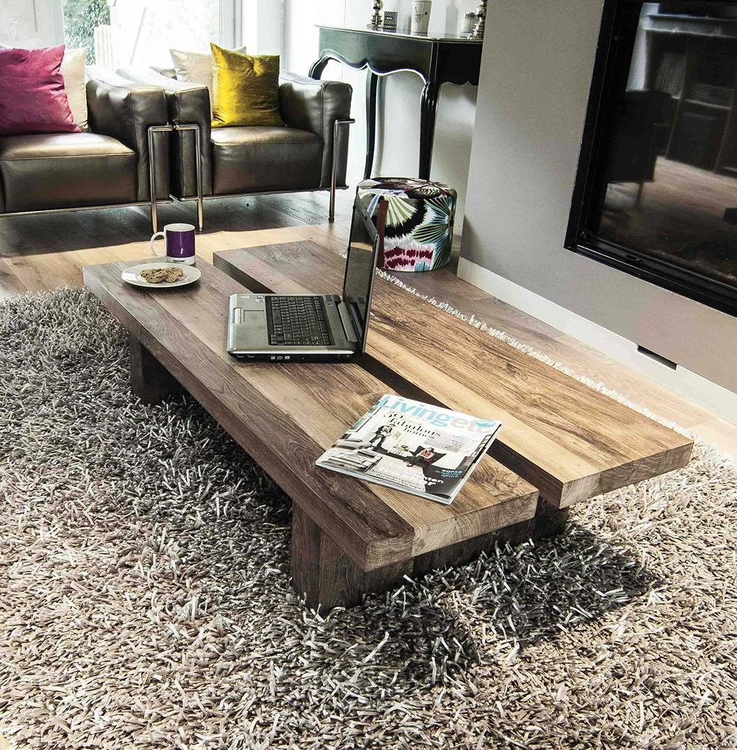 Reclaimed Wood Coffee Table. The Rinjani. Various Sizes, Bestseller! inside Reclaimed Wood Coffee Tables (Image 12 of 15)
