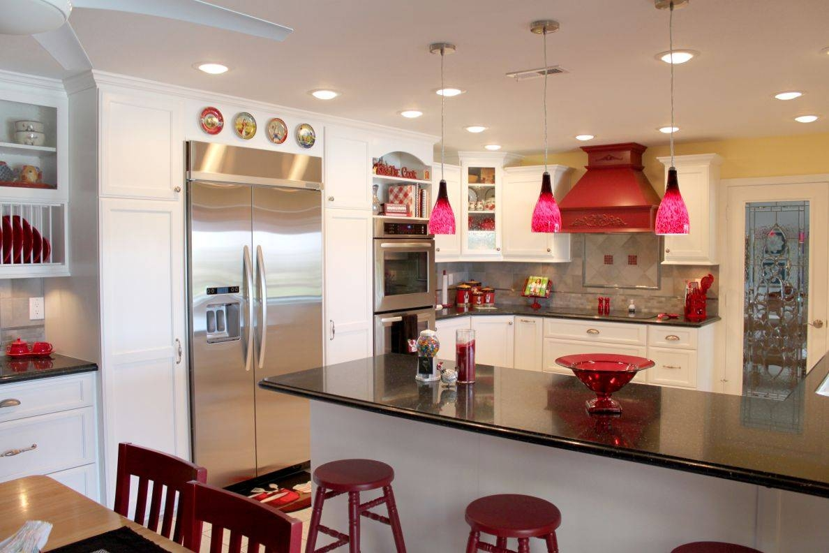 Red Pendant Lights For Kitchen – Baby Exit With Red Kitchen Pendant Lights (View 2 of 15)