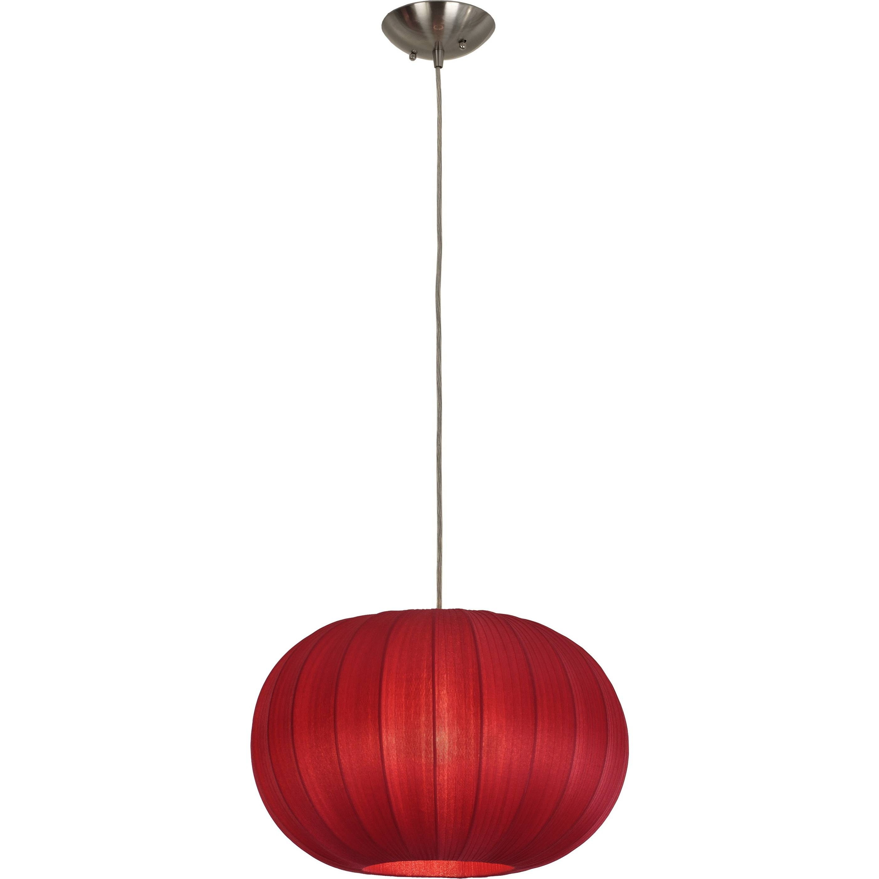 Red Pendant Lights For Kitchen ~ Picgit Intended For Modern Red Pendant Lighting (View 10 of 15)
