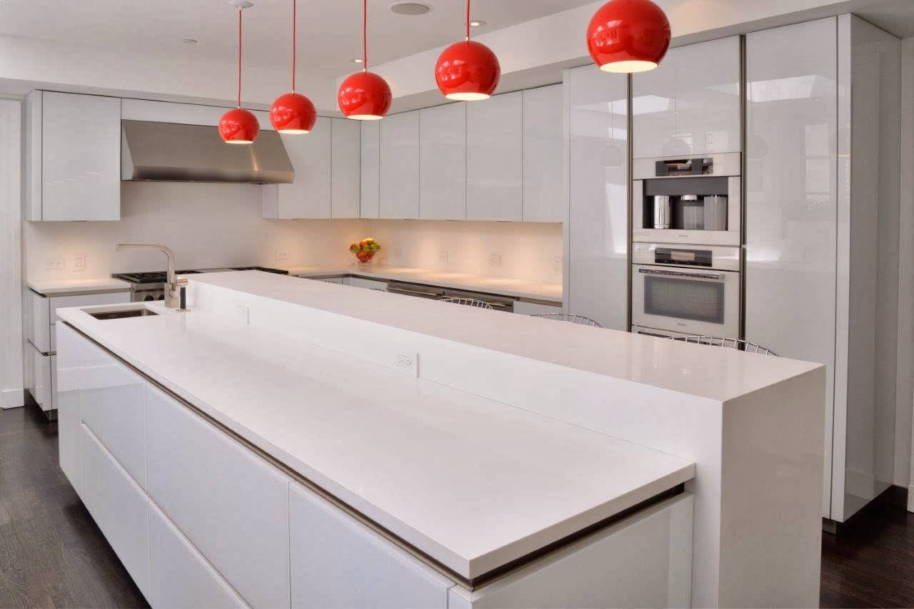 Featured Photo of Red Kitchen Pendant Lights