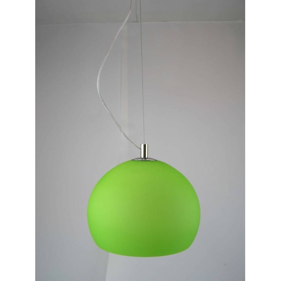 Retro Lighting Lpendellime 1 Light Modern Ceiling Pendant Lime And pertaining to Lime Green Pendant Lights (Image 15 of 15)