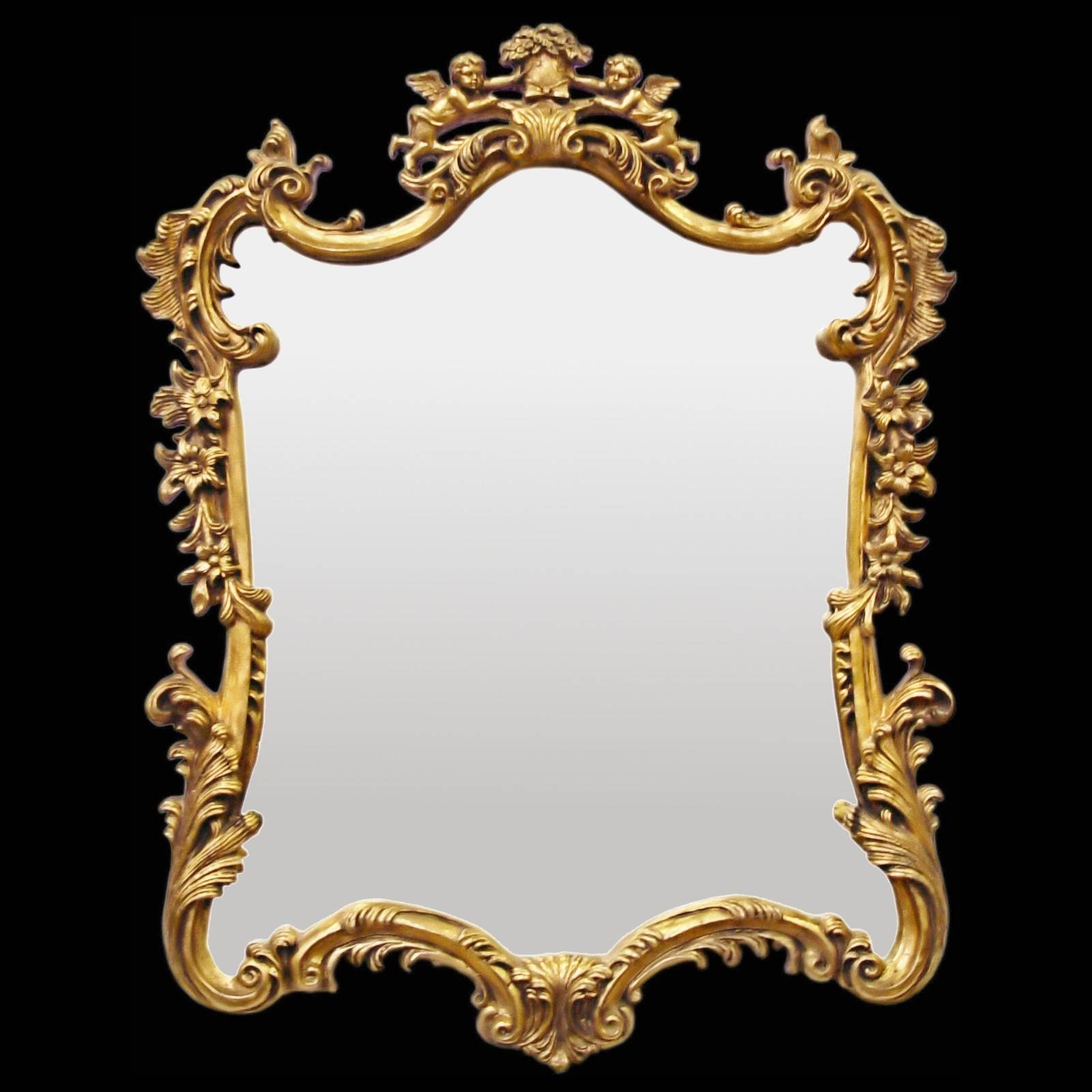 Popular Photo of Baroque Wall Mirrors