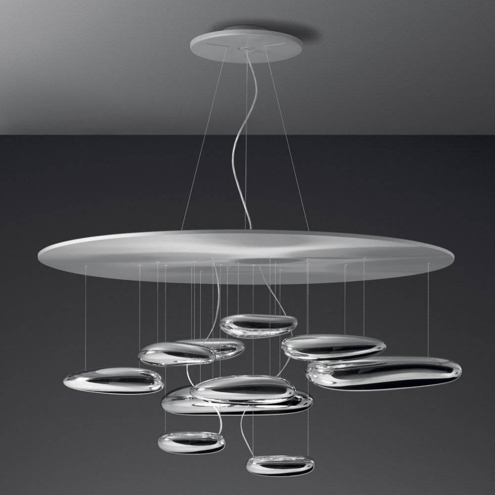 Ring Acrylic Pendant Light Round Ceiling Lamp Led Chandelier for Led Pendant Lights (Image 12 of 15)