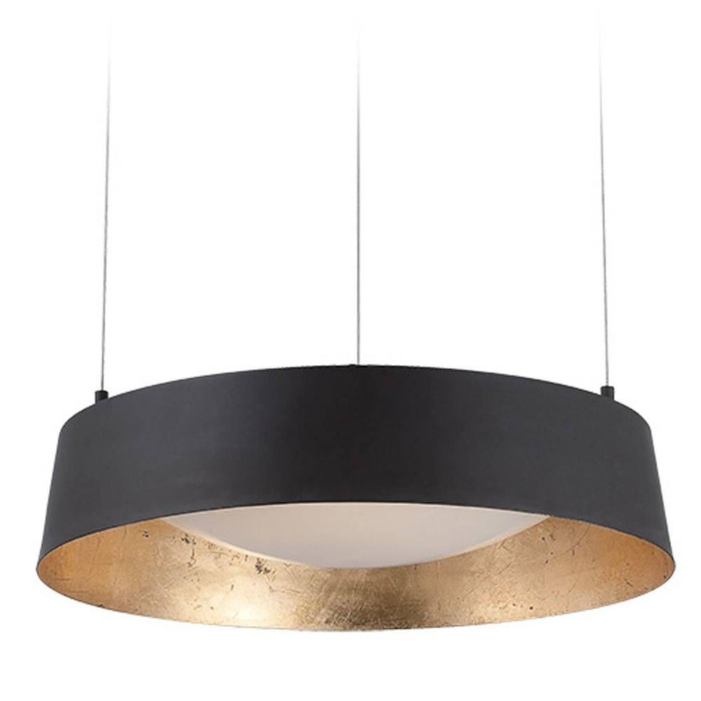 Ring Acrylic Pendant Light Round Ceiling Lamp Led Chandelier pertaining to Led Pendant Lights (Image 13 of 15)