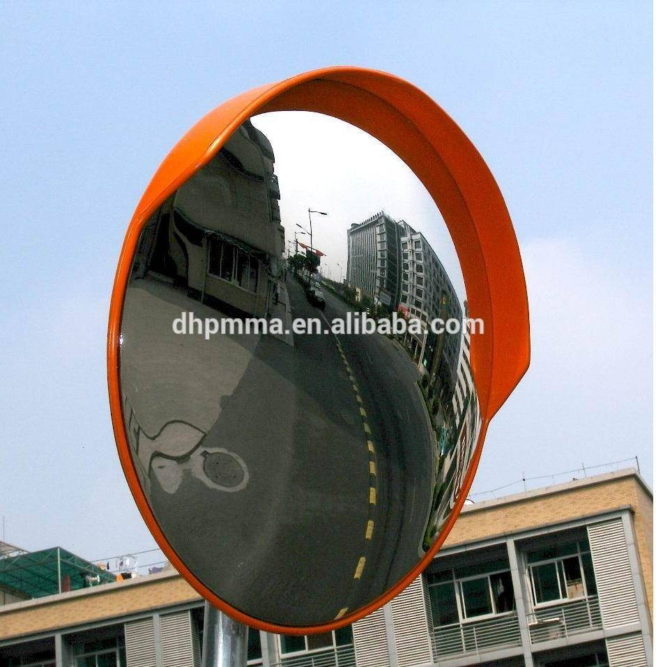 Road Safety Convex Mirror,outdoor Convex Mirror,acrylic Convex pertaining to Convex Mirrors (Image 12 of 15)