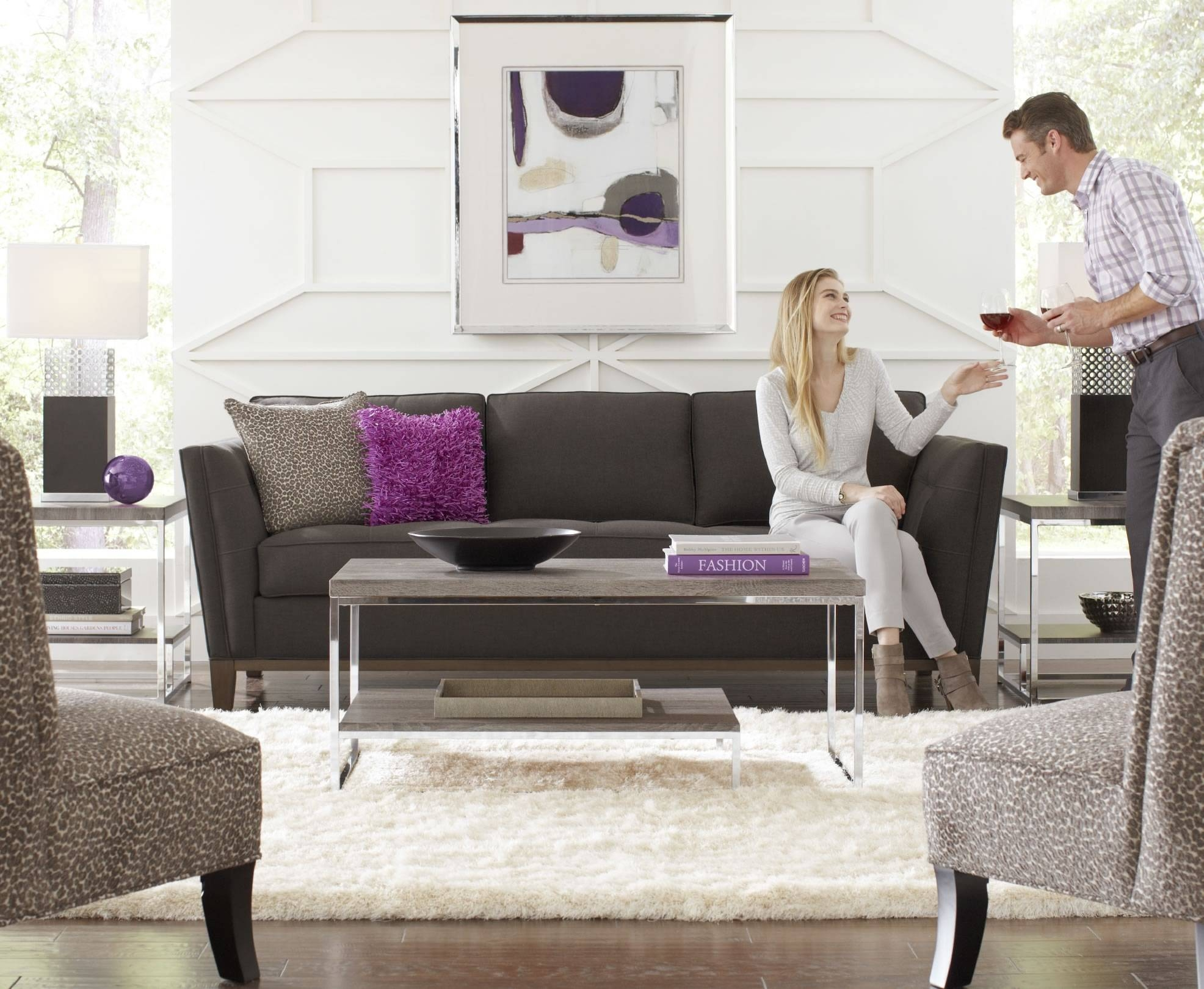 Rooms To Go Discount Furniture Guide: Clearance Sales & More intended for Cindy Crawford Home Sofas (Image 13 of 15)