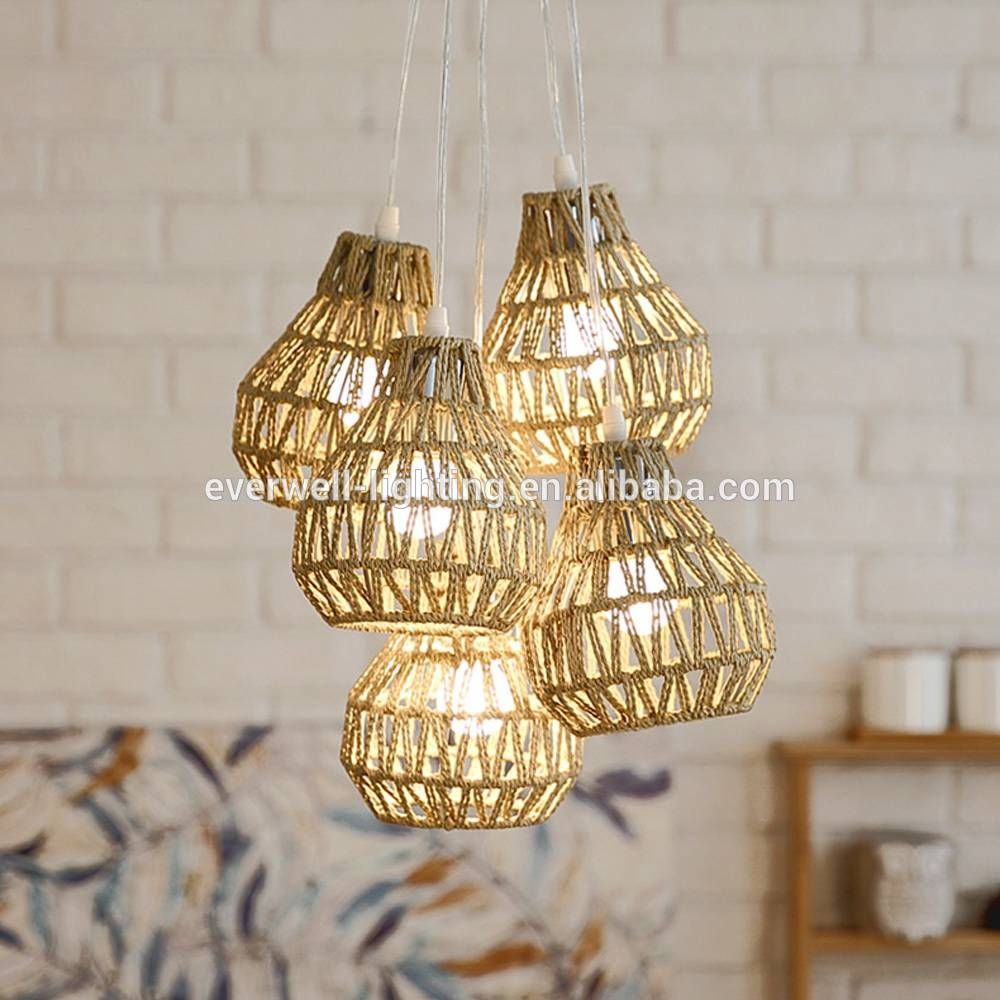 Rope Light Fittings, Rope Light Fittings Suppliers And pertaining to Fancy Rope Pendant Lights (Image 14 of 15)
