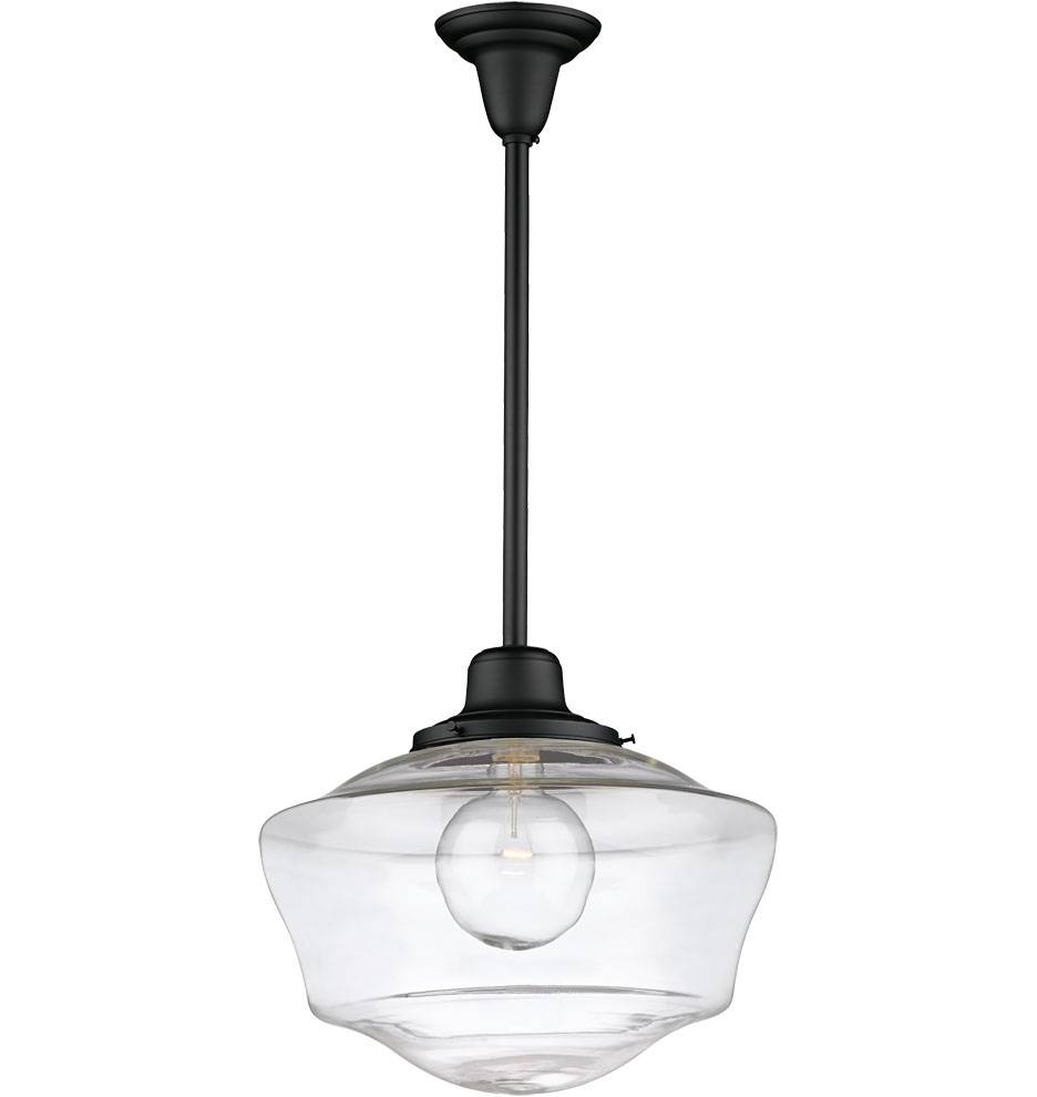 Rose City 6In Pendant | Rejuvenation within Schoolhouse Pendant Lights Fixtures (Image 8 of 15)