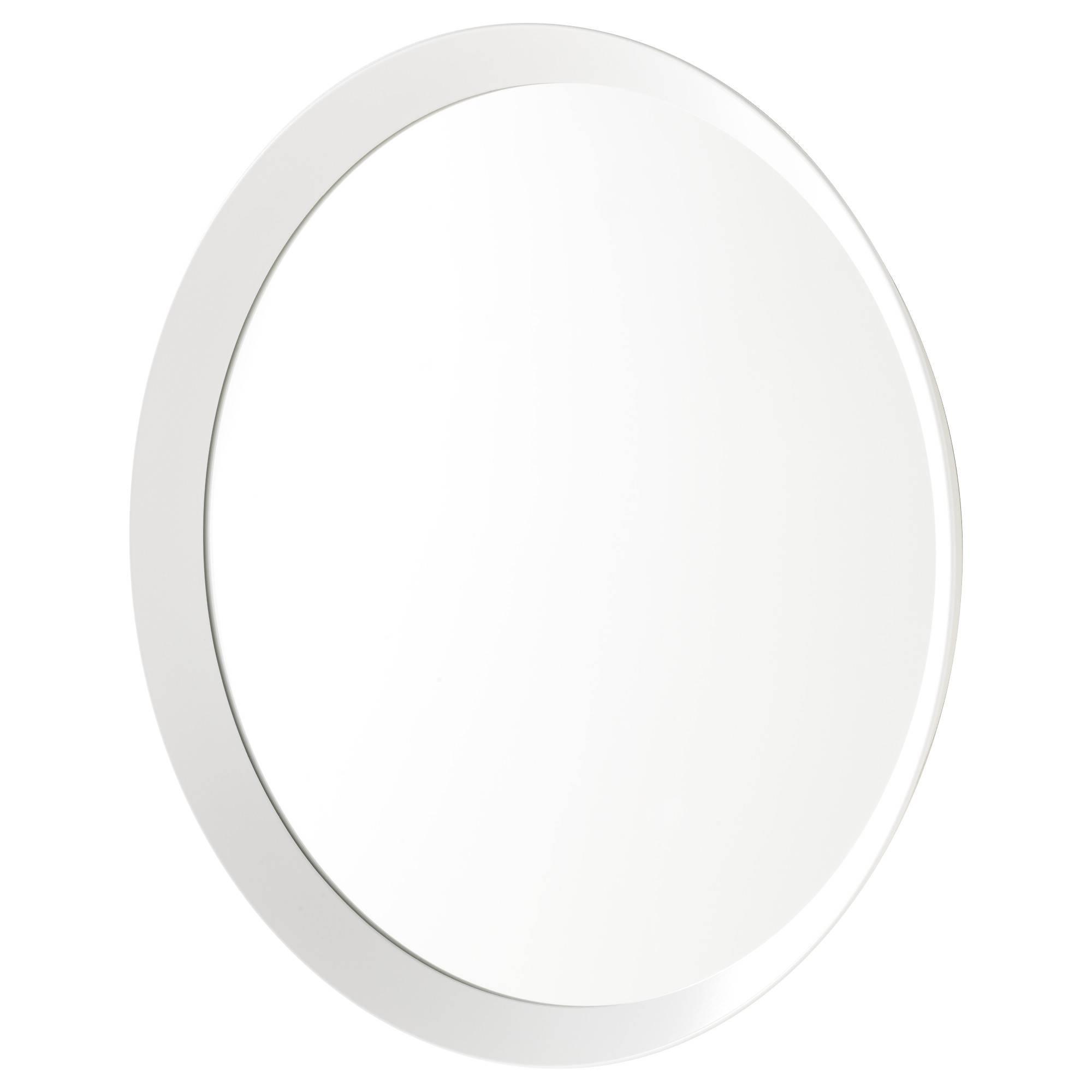 Round Mirrors - Circular & Oval Mirrors - Ikea within White Round Mirrors (Image 10 of 15)