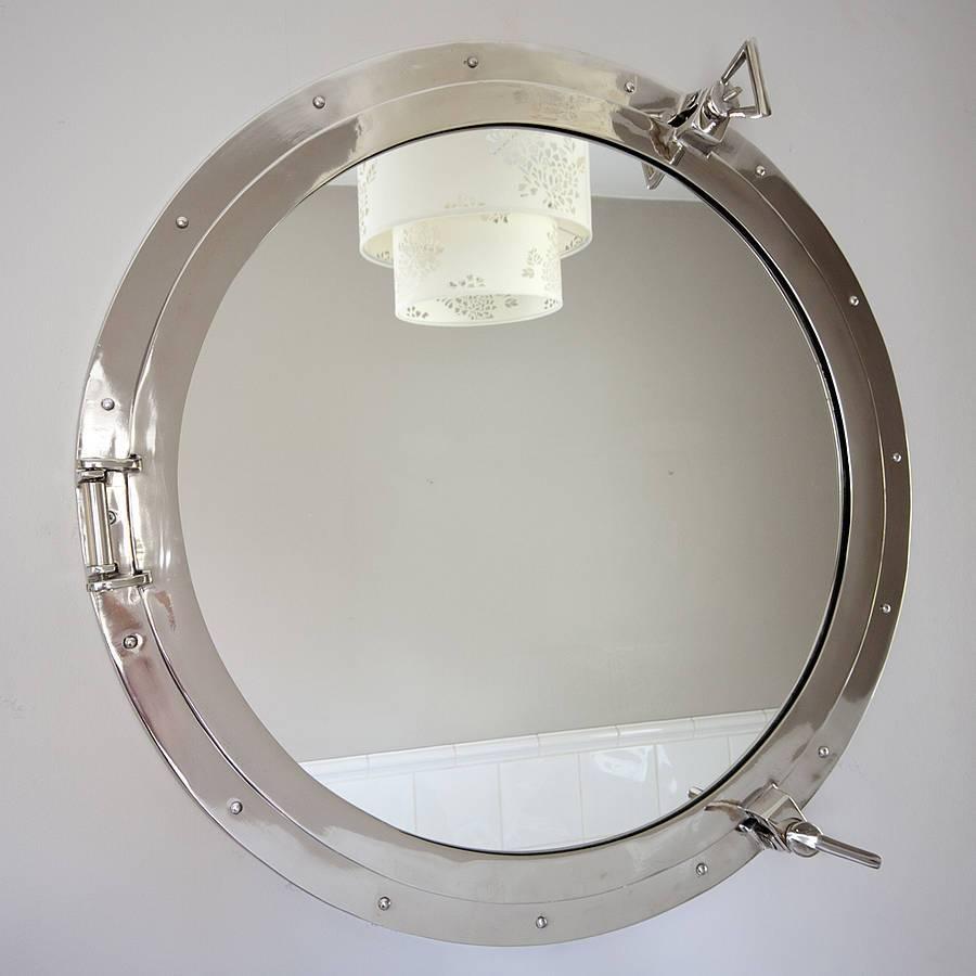 Round Porthole Mirrordecorative Mirrors Online for Porthole Mirrors (Image 14 of 15)