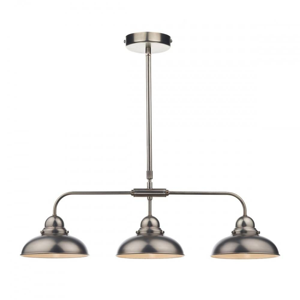 Rustic Ceiling Lights From The Lighting Company Pertaining To 3 Pendant Light Kits (View 12 of 15)