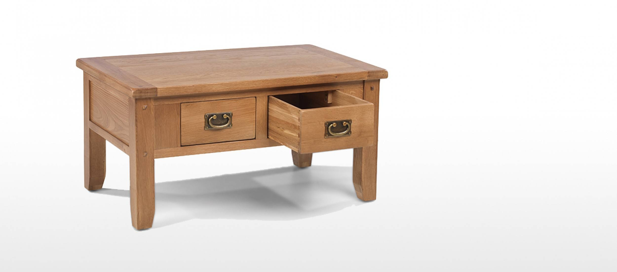 Featured Photo of Small Oak Coffee Tables
