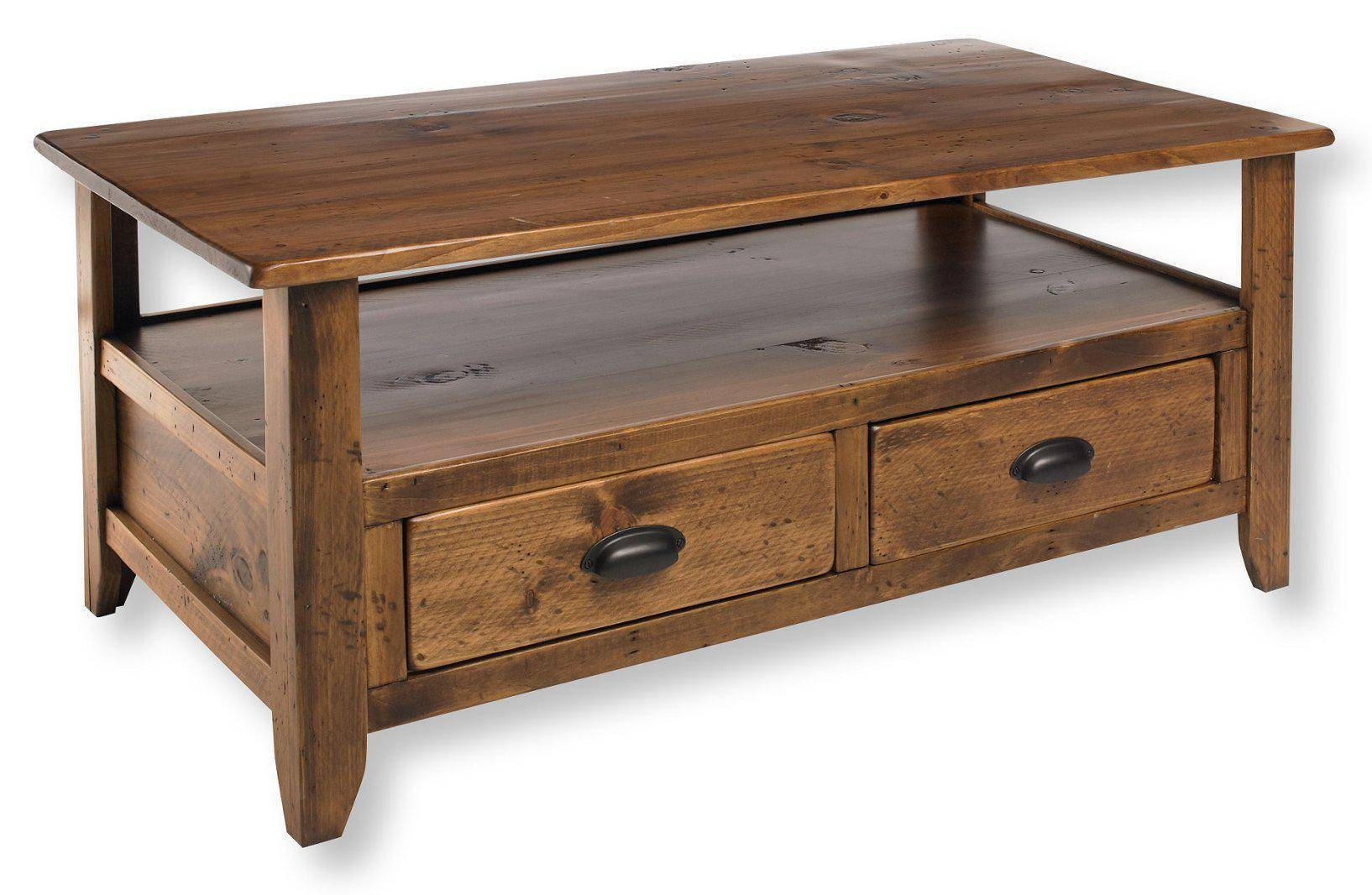 Rustic Wood Coffee Tables | Coffee Table Design inside Rustic Wooden Coffee Tables (Image 12 of 15)