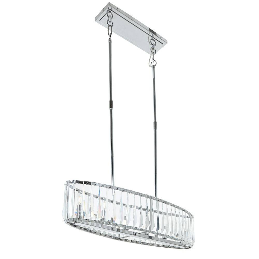 Rv Astley Thomas Griem Mai Ceiling Pendant Light Chrome | Houseology in Rv Pendant Lights (Image 13 of 15)