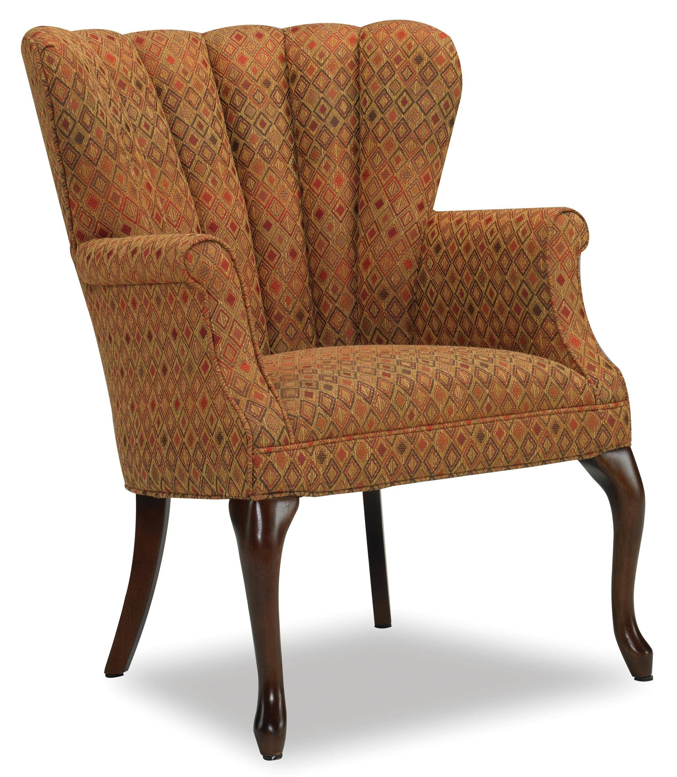 Sam Moore Annabelle Traditional Queen Anne Barrel Chair With pertaining to Sam Moore Sofas (Image 3 of 15)